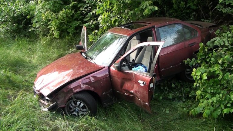 Wypadek w Obkasie