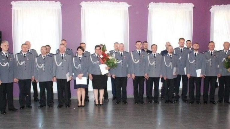 Sępoleńskie obchody święta Policji (FOTO/WIDEO)
